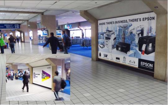 美国机场媒体广告推荐